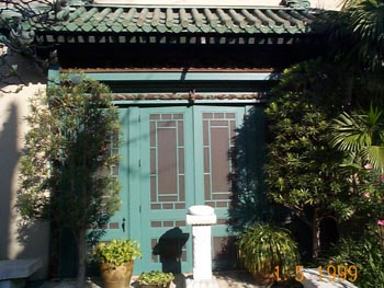 Pacific Asia Museum Feature Window North
